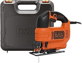 Black+Decker KS701PEK-QS Sierra de calar, 520 W, 230 V