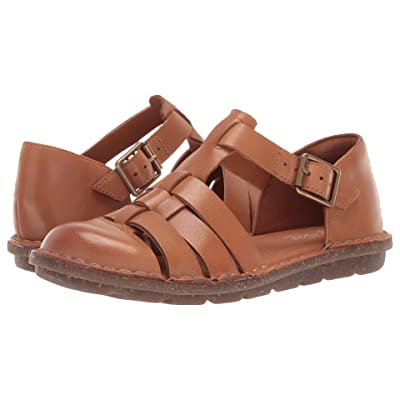 Clarks Blake Moss (Tan Leather) Women