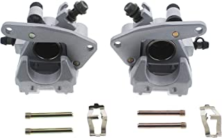 Race Driven Front Left & Right Brake Calipers for Honda TRX250EX 250EX TRX300EX 300EX TRX400EX 400EX 250 300 400X