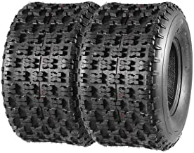 Pair 2 CST Ambush 20x11-9 ATV Tire Set 20x11x9 Cheng Shin 20-11-9