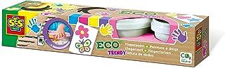 SES Creative - 24927 - Eco Peinture au Doigt Girly