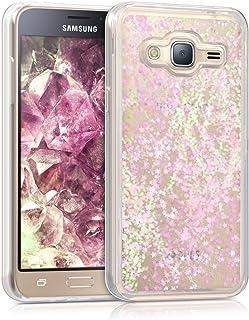 4cc47c33a24 kwmobile Funda para Samsung Galaxy J3 (2016) DUOS - Carcasa protectora de  [TPU