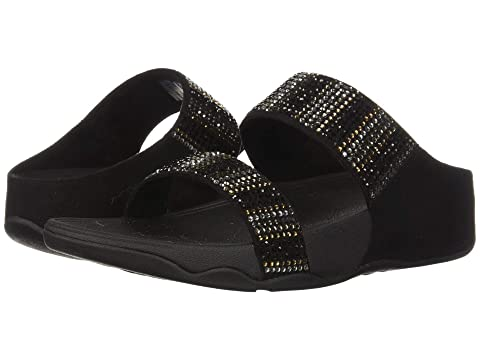 eb8f2bd54 FitFlop Flare Strobe Slide at 6pm
