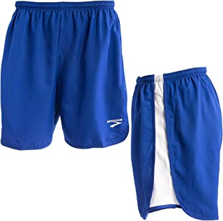 Brooks (2 Pack Mens Running Shorts 5 inch Fitness Exercise Outdoor Hiking Sports Athletic Shorts Mens Shorts
