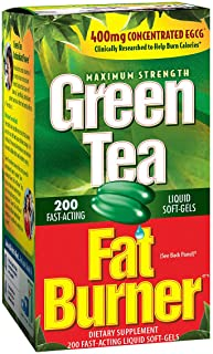 Applied Nutrition Green Tea Fat Burner 2-Pack