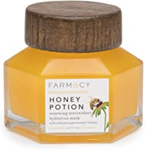 Farmacy Honey Potion Renewing Antioxidant Hydration Mask - Natural Moisturizing Face Mask