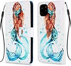 EnjoyCase Smart Flip Cover for Galaxy A10e,Stylish Soft Silicone TPU Inner Side Window View Auto Wake//Sleep Pu Leather Bookstyle Kickstand Wallet Protective Case for Samsung Galaxy A10e