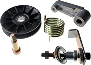Mover Parts Cooling Fan Pulley Tensioner Kit for Bobcat 653 751 753 763 773 7753 853 863 864 873 883 963 A220 A300 S130 S150 S160 S175 S185 S205 S220 S250 S300 T140 T180 T190 T200 T250 T300