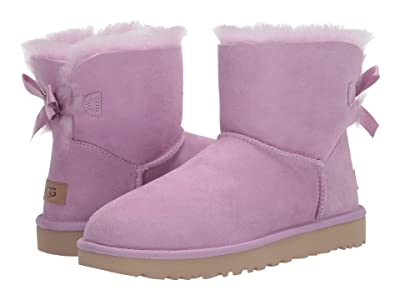 UGG Mini Bailey Bow II (California Aster) Women