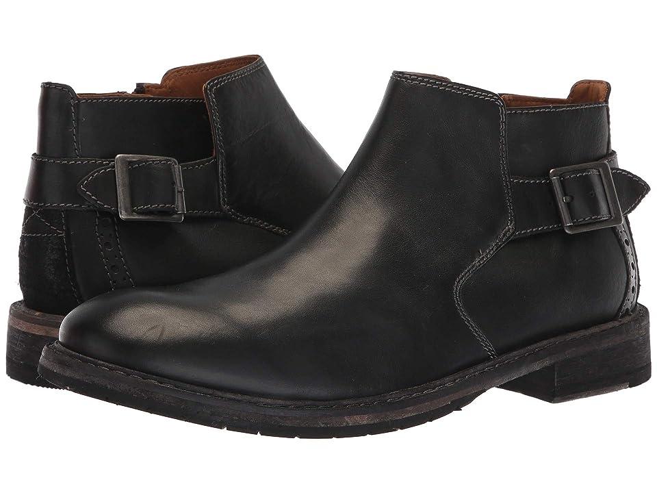 Clarks Clarkdale Remi (Black Leather) Men