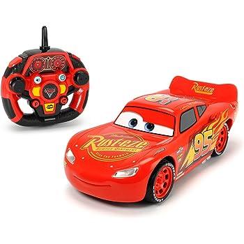 Cars Saetta McQueen con Radiocomando ad Laser Infrarossi Mondo Rocco Giocattoli 00241