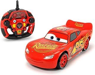 Dickie Toys 203086005 RC Cars 3 Ultimate - Coche de Carreras con Mando a Distancia