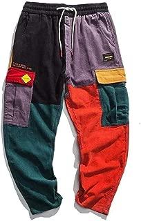 Best color block corduroy pants Reviews