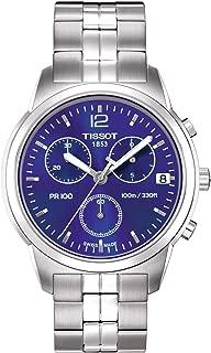 T049.417.11.047.00 PR100 Chronograph Mens Watch T0494171104700