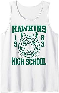 Netflix Stranger Things Hawkins High School 1983 Débardeur