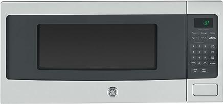 GE Profile PEM31SFSS 24 Inch 1.1 cu. ft. Capacity Countertop Microwave in Stainless Steel