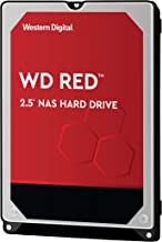 WD Red 750GB NAS Hard Disk Drive - 5400 RPM Class SATA 6 Gb/s 16MB Cache 9.5 MM 2.5 Inch - WD7500BFCX
