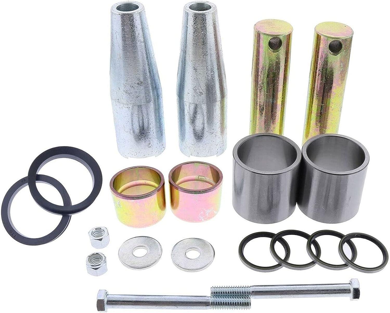 Gorgeous Seapple Ultra-Cheap Deals 17C10112 for Bobcat Bobtach Pin Kit Bushing and S300 Ski
