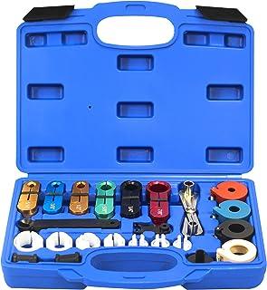 AutoWanderer Tool Conjunto de ferramentas de desconexão de linha de combustível rápido 22 peças Master Transmission Oil Co...