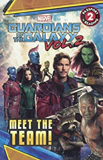 Marvel's Guardians of the Galaxy: Meet the Team