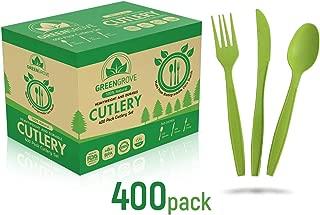 corn plastic utensils