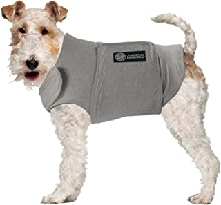 akc dog calming coat