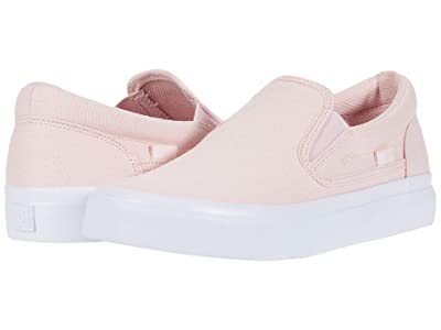 DC Trase Slip-On (Light Pink) Women