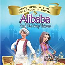 """""""Ali Baba and the Forty Thieves"""": (Arabian Nights Stories in Verse for Kids)"""