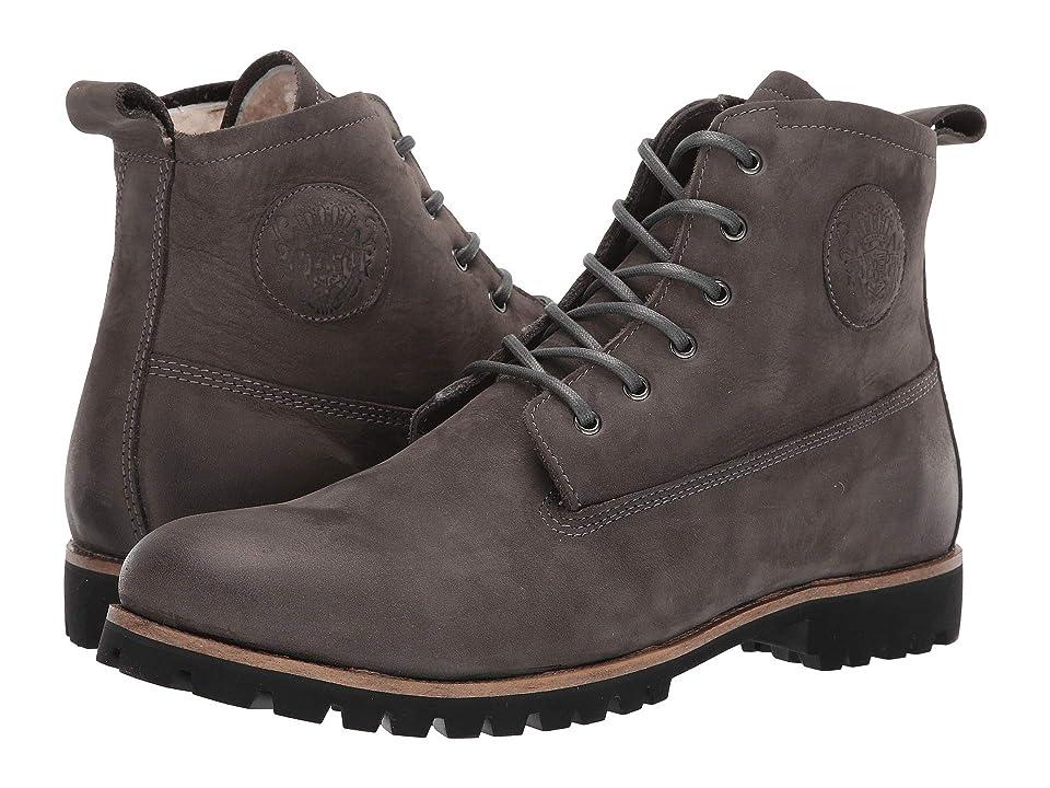 Blackstone Lug Sole Sheepskin Boot OM60 (Graphite) Men