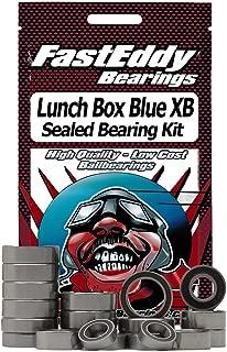 Tamiya Lunch Box Blue Style XB (CW-01) Sealed Bearing Kit