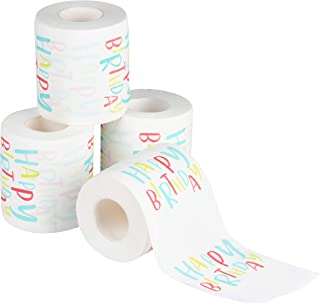 custom printed toilet roll