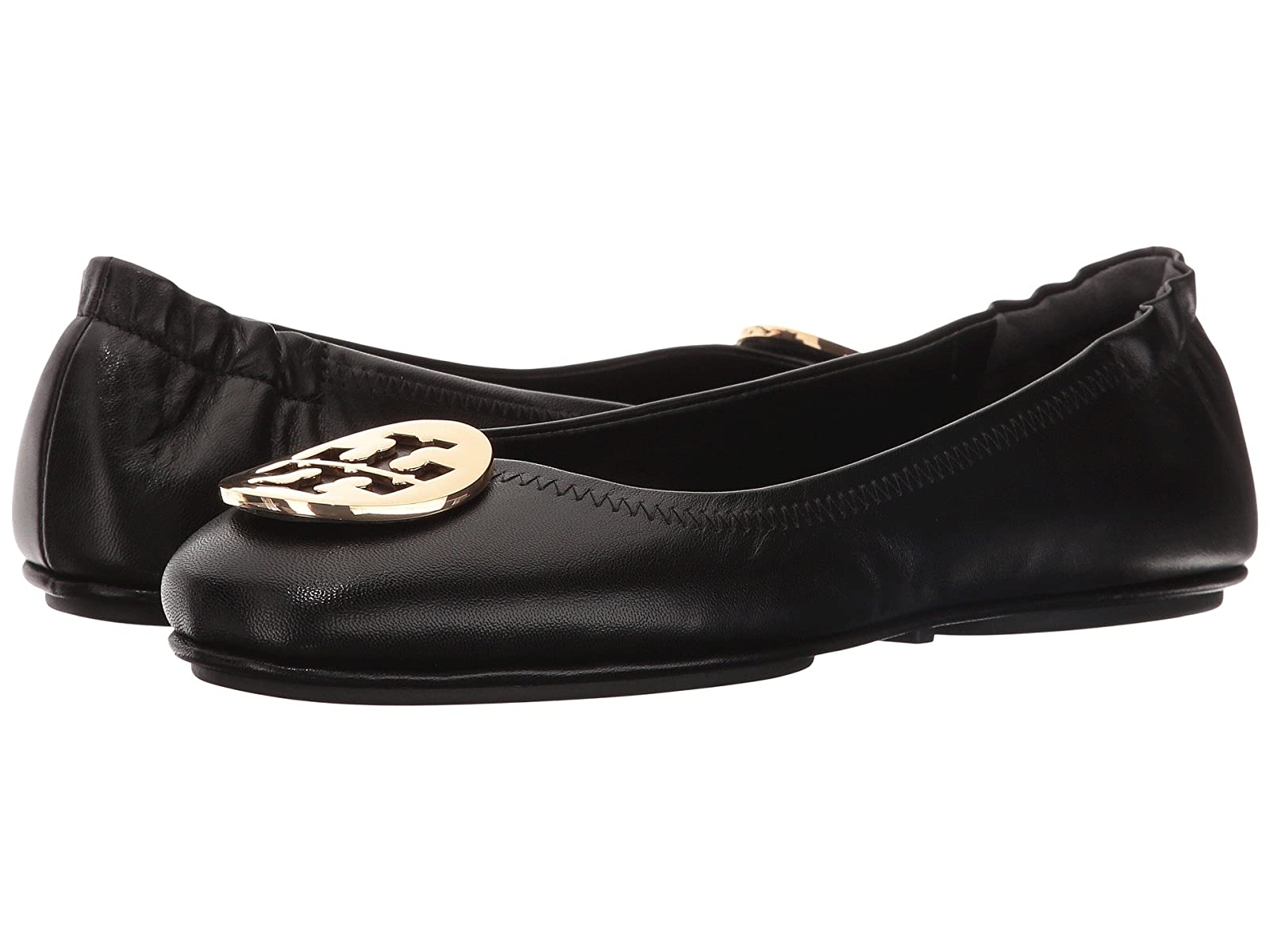 Tory Burch Minnie Travel Ballet FlatAtmospheric grades have affordable shoes