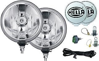 "HELLA 005750941 500FF Series Driving Lamp Kit,6"",clear"