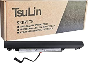 TsuLin L15L3A03 Laptop Battery Replacement for Lenovo IdeaPad 110-14AST 110-14IBR 110-15ACL 110-15AST 110-15IBR Series L15S3A02 L15C3A03 10.8V 24Wh 2200mAh
