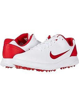 나이키 인피니티 G 골프화 Nike Infinity G,White/University Red