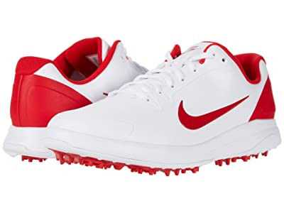 Nike Golf Nike Infinity G (White/University Red) Men