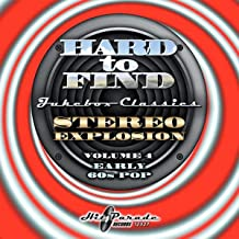 Hard To Find Jukebox Classics: Stereo Explosion Vol. 4 Early 60s Pop (Various Artists)
