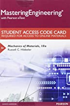 Mastering Engineering with Pearson eText -- Standalone Access Card -- for Mechanics of Materials
