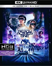 Ready Player One (4K Ultra HD + Blu-ray + Digital)