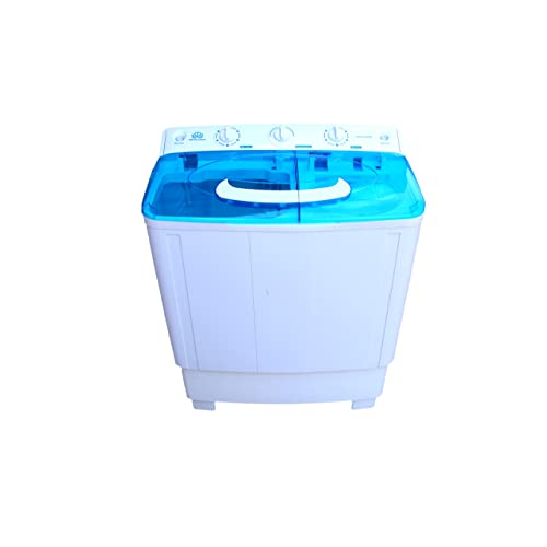 DMR 70-1298S Blue Twin Tub Washing Machine Wash Capacity 7 Kg Spin Capacity 5 Kg