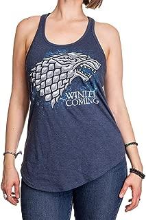 Game of Thrones Ladies Flowy Racerback Tank Top