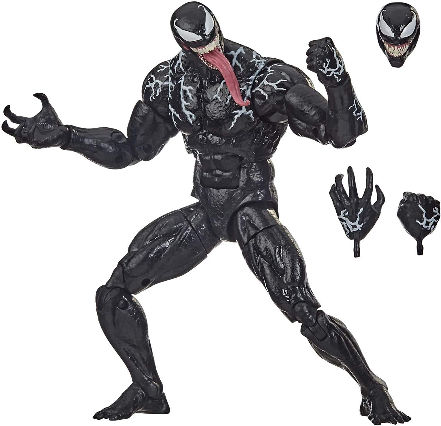 Hasbro Marvel Legends Series Venom 6-inch Fig mart Action Collectible Classic