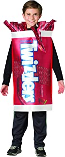Child's Classic Twizzlers Pack Strawberry Candy Costume