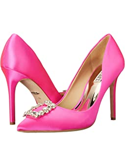 dark pink heel