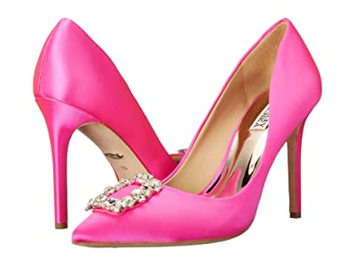 Badgley Mischka Cher (Hot Pink) Women