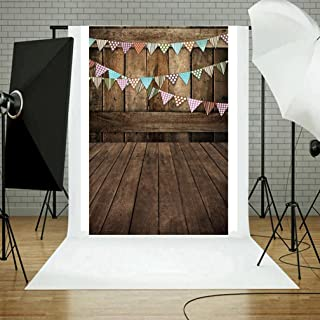 SOMESUN 90 Photography Background Hintergrund Klassischen Fotografie Stoffhintergrund X150cm Backdrop Ziegel Lampe Muster für Baby Neugeborene Kinder Teen Adult Foto Video Studio