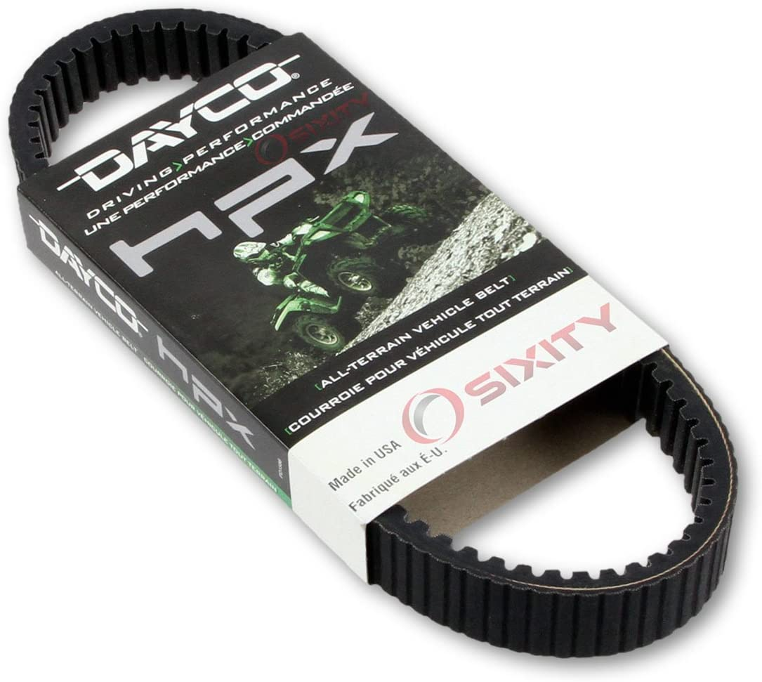 Dayco HPX Drive Belt for 2005-2006 High Polaris Max 90% OFF Ranger 700 - excellence XP