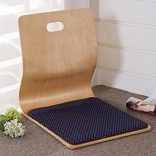 rembourrage ouate de soie design japonais Yoga Coussin de m/éditation 45*45 Kugelsimse Zafu en paille