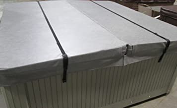 2 Hot Tub Cover Wind Strap Kit Secure Nexus Spa Lock Hurricane