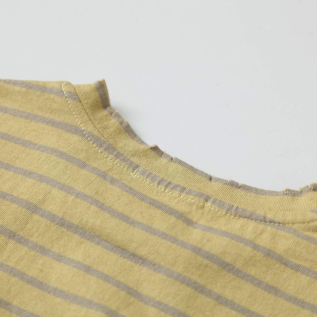 Mason Island Toddler Kids Boys'Tshirt Short Sleeve T-Shirts Girls' Summer Tee